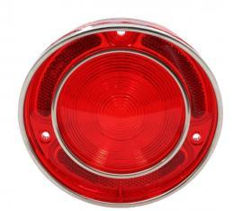 Trim Parts 68-69 Corvette Tail Light Lens, Each A5780