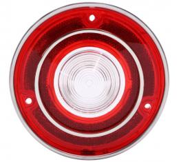 Trim Parts 70-71 Early Corvette Back Up Light Assembly, Each A5808