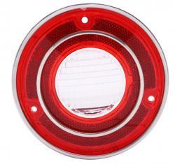 Trim Parts 71-73 Late Corvette Back Up Light Lens, Each A5810