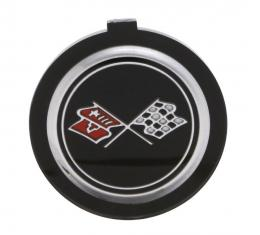 Trim Parts 76-80 Corvette Horn Button Emblem, without Tilt, Each 5078