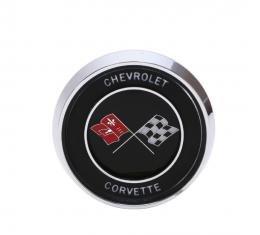 Trim Parts 63-64 Corvette Horn Button Assembly, Each 5053