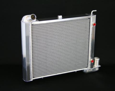 DeWitts 1963-1967 Chevrolet Corvette Direct Fit Radiator, Automatic 32-1139063A