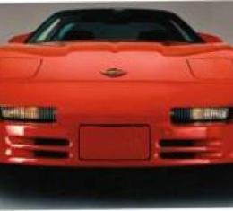 Corvette Stalker Wide Body Kit Square Lights, Coupe (ACI), 1991-1996