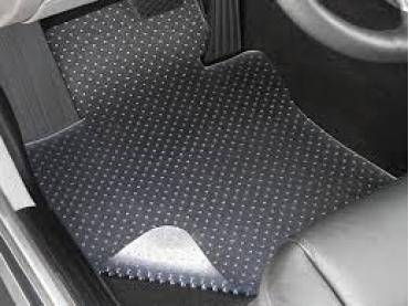 Corvette Floor Mats, 2 Piece Lloyd® Protector™, 2005-2007 Early