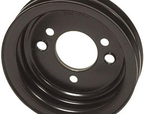 Corvette Harmonic Balancer Pulley, With Big Block, 2 Groove, Late 1969-1974