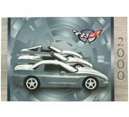 Corvette Owners Manual, 2000