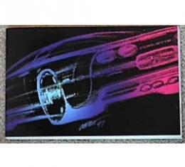 Corvette Owners Manual, 1997
