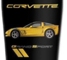 Corvette Mugzie® brand Travel Mug - Corvette Grand Sport