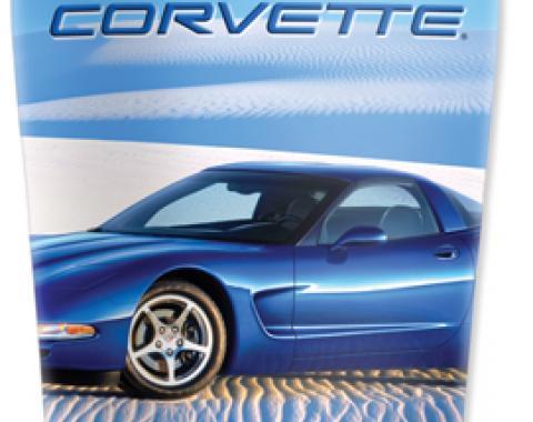 Corvette Mugzie® brand Travel Mug - Desert Corvette