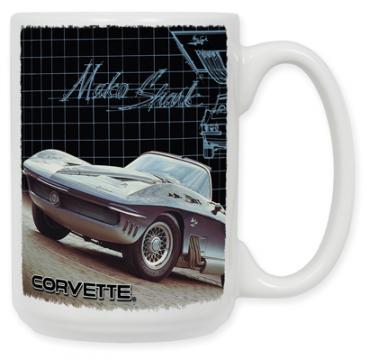 Mako Shark Coffee Mug