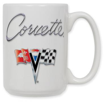 Corvette C2 Logo Coffee Mug