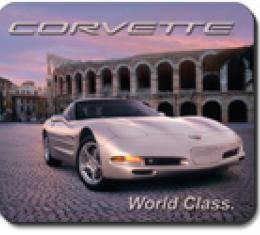 Corvette Rome Mouse Pad