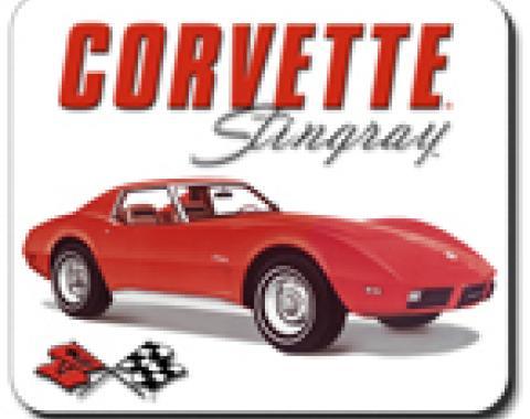 Corvette 1974 Stingray Mouse Pad