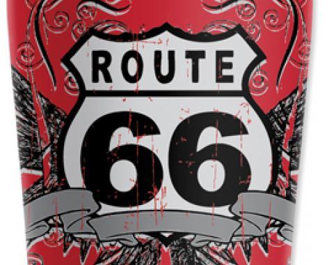 Mugzie® brand Travel Mug - Route 66