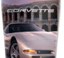 Corvette Mugzie® brand Travel Mug - Rome Corvette