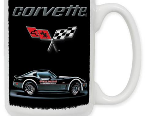 Corvette Pace Car Coffee Mug