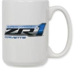 Corvette ZR1 Logo Coffee Mug
