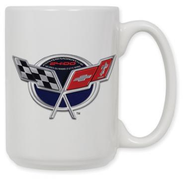 Corvette LaMans Coffee Mug