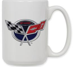Corvette LaMans Coffee Mug