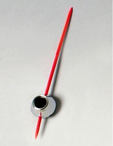 Corvette Speedometer/Tachometer Gauge Pointer, 1968-1977