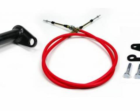 "ididit Cable Shift Linkage, ididit 2"" column - GM Transmission 2801000010"