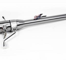 "ididit Universal 33"" Tilt Column Shift w/Ignition, Paintable Steel 1530330010"