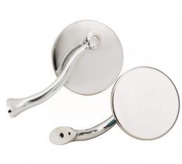 Mr. Gasket Swan Neck Mirror 8218GMRG