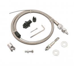 Mr. Gasket Steel Braided Throttle Cable Kit 5657