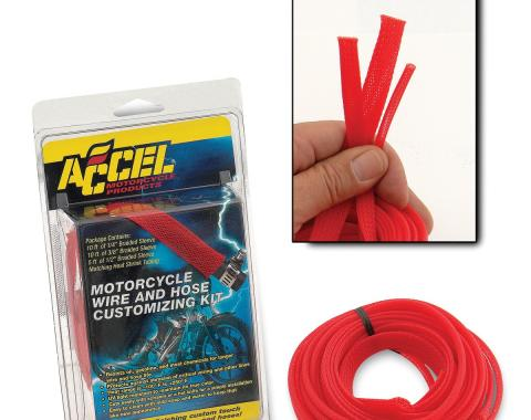 Accel Hose/Wire Sleeving Kit 2007RD