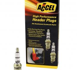 Accel U-Groove Spark Plug Header Plug 8198