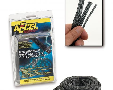 Accel Hose/Wire Sleeving Kit 2007CR