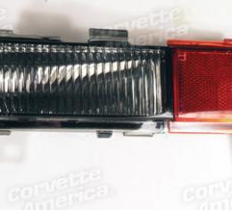 Corvette Side Marker Light, Right Rear, 1991-1996