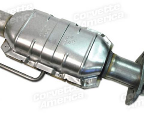 Corvette Catalytic Converter, 1986-1990