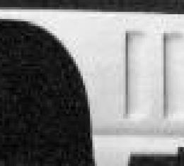 ACI Fiberglass 1963-1964 Chevrolet Corvette Front Side Fender Panel, Left YFF010