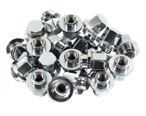 Corvette Aluminum Wheel Lug Nut Set, 1976-1982