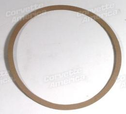 Corvette Fuel Injection Air Cleaner Adapter Gasket, 1958-1962