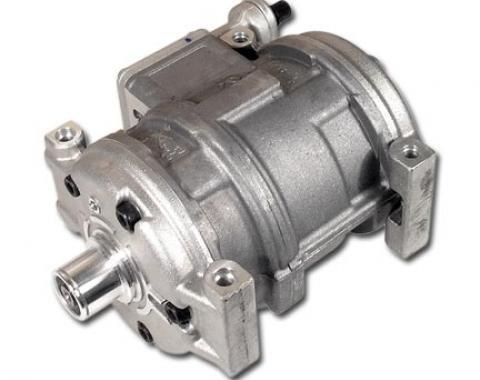 Corvette Compressor, Nippendoso Less Clutch, 1988-1991