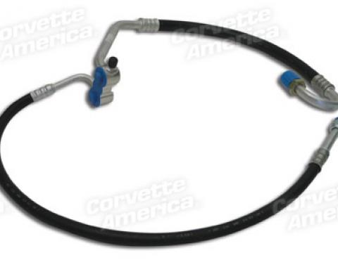 Corvette Air Conditioning Main Compressor Hose, 1977 Early, 1976-1977
