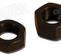 Corvette Brake Pedal Push Rod/Clevis Lock Nut, 1963-1982