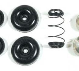 Corvette Wheel Cylinder Kit, With Pistons - Front, 1963-1964