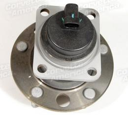 Corvette Front Whl Hub/Brng Assembly, with Spd Snsr, 1991-1996