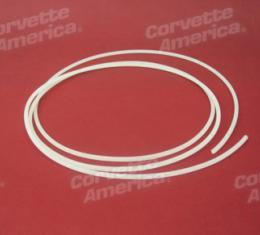 Corvette Weatherstrip Retainer Cord, Convertible Top Rear Bow, 1961-1975
