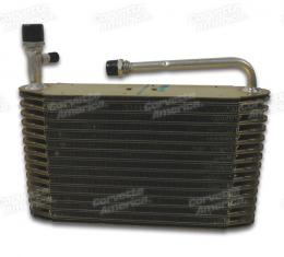 Corvette Evaporator Core, Except ZR1, 1990-1993