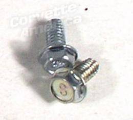 Corvette Turn Signal Switch Mount Screws, 1963