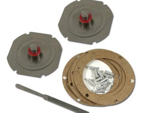 Corvette Horn Repair Kit, Does 2 Original Horns, 1964-1975