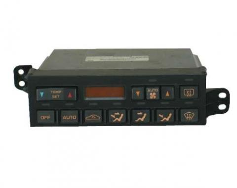 Corvette Digital Heater/AC Control, Convertible, 1990-1991
