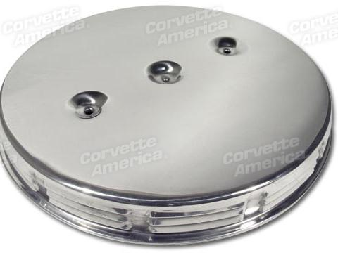 Corvette Air Cleaner Lid, 2X4, 1960-1961