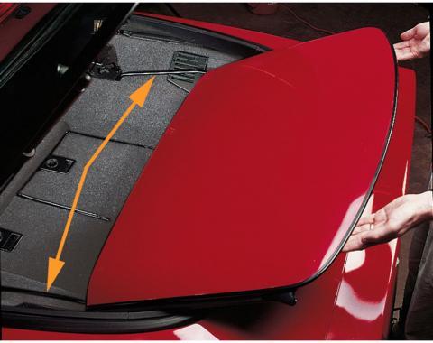 Corvette Top Sliders, 1984-1996