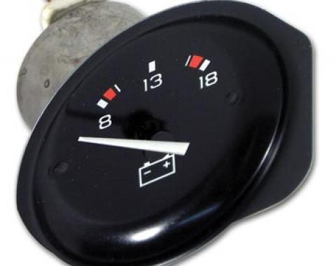 Corvette Voltmeter, 1978-1982