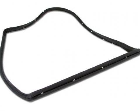Corvette Weatherstrip, T-Top Right, USA, Late 1977-1982
